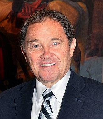 Lieutenant Governor of Utah - Image: 2013 05 23 Gary R Herbert