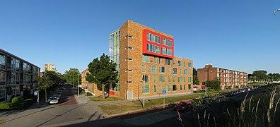 20130721 Appartementencomplex Rivierenhof-Hoornsediep Groningen NL (1).jpg