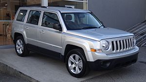 2013 Jeep Patriot Sport (14260842071).jpg