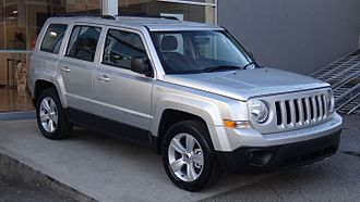 Jeep Patriot - 2011 facelift