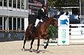 2013 Longines Global Champions - Lausanne - 14-09-2013 - Charlotte Courtade et Loro Piana Cartella.jpg