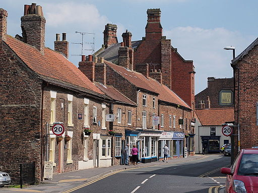 2013 Thirsk Kirkgate South