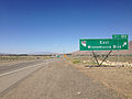 2014-06-12 09 47 15 Sign for Exit 180 along westbound Interstate 80 in Winnemucca, Nevada.JPG