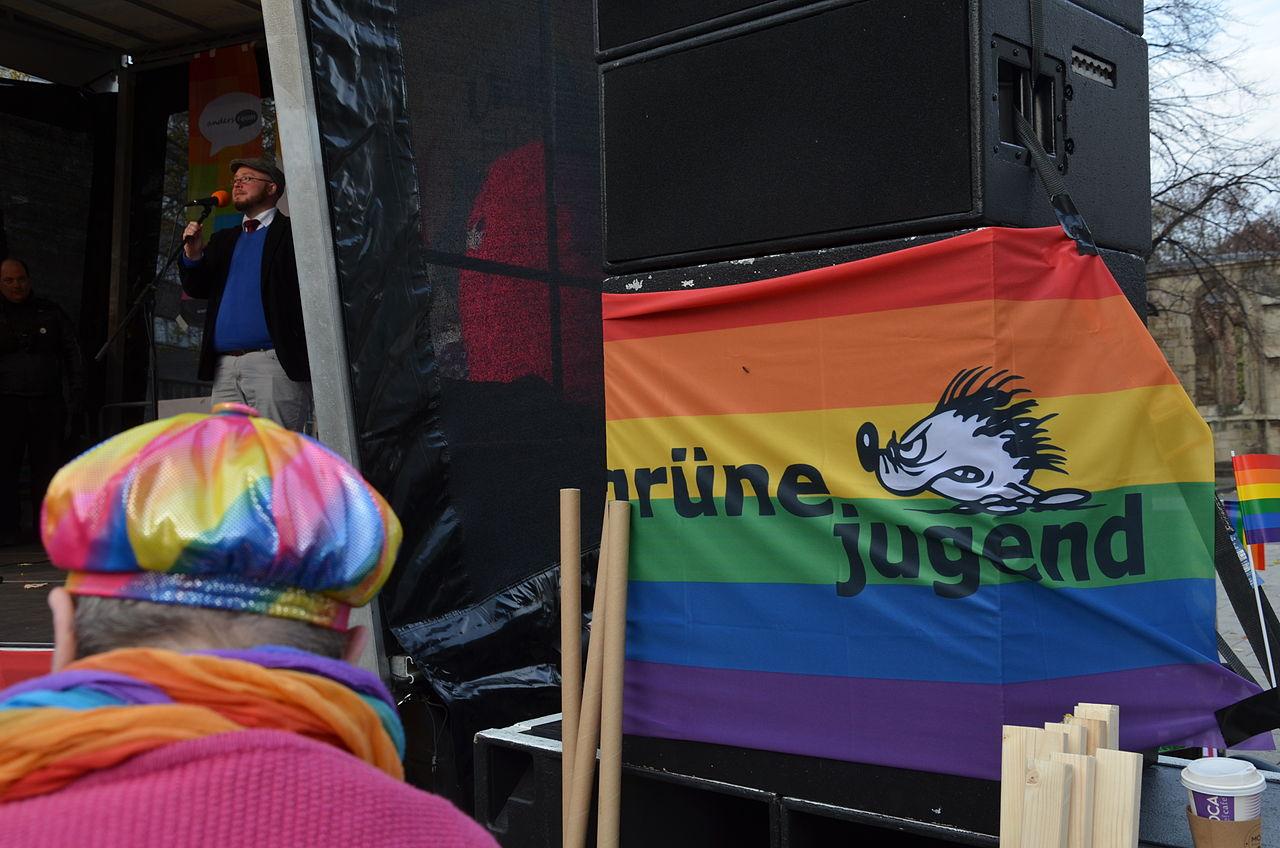 2014-11-22 Kundgebung Vielfalt statt Einfalt in Hannover, (1058).JPG