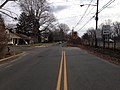 2014-12-30 11 30 18 View south at the south end of River Road (New Jersey Route 175) at the Daniel Bray Highway (New Jersey Route 29) entering Trenton, New Jersey from Ewing, New Jersey.JPG