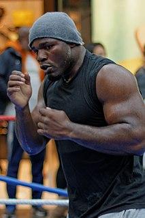 Carlos Takam Cameroonian boxer