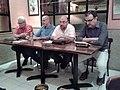 2014 10 30 Presentació al Café l'Infern de La desconnexió valenciana, de Toni Mollà.jpg