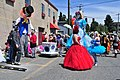 2014 Fremont Solstice parade - Alice-Calavera 15 (14316705070).jpg