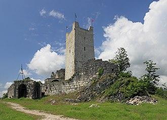 Kingdom of Abkhazia - Ruins of Anacopia Fortress