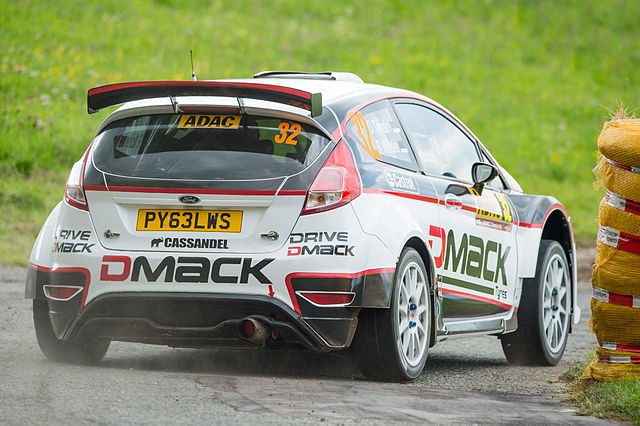Image of Ford Fiesta R5