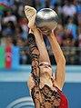 2014 Rhythmic Gymnastics European Championships.jpg