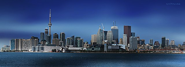 Toronto By William B. Grice (Own work) [CC BY-SA 4.0 (https://creativecommons.org/licenses/by-sa/4.0)], via Wikimedia Commons