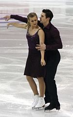 2015 Grand Prix of Figure Skating Final Madison Hubbell Zachary Donohue IMG 8452.JPG