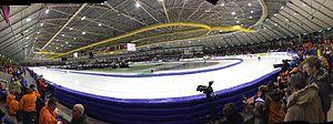 2015 World Single Distance Speed Skating Championships - Image: 2015 World Single Distance Speed Skating Championships, Thialf Heerenveen