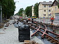 2015 tram tracks replacement in Tallinn 082.JPG