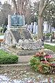 2016-01-16 GuentherZ (18) Wien23 Friedhof Mauer Sachsengrab.JPG
