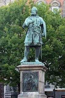 Niels Ebbesen Danish folk hero