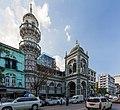2016 Rangun, Centrum, Meczet Surti Sunni Jamah (05).jpg