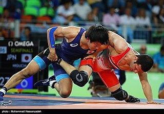 2016 Summer Olympics, Men's Freestyle Wrestling 57 kg 21.jpg