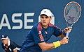 2017 US Open Tennis - Qualifying Rounds - Alejandro Gonzalez (COL) def. Marco Trungelliti (ARG) (36949495831).jpg