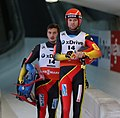 2018-11-25 Doubles Sprint World Cup at 2018-19 Luge World Cup in Igls by Sandro Halank–262.jpg