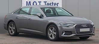 Audi A6 - 2018 Audi A6 Sedan (C8)