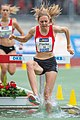 2018 DM Leichtathletik - 3000 Meter Hindernislauf Frauen - Johanna Flacke - by 2eight - DSC9045.jpg