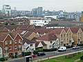 2018 Thamesmead West, view from Gallions Hill 01.jpg