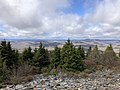 2019-10-27 12 02 09 View west from the Whispering Spruce Trail just southwest of Spruce Knob in Pendleton County, West Virginia.jpg