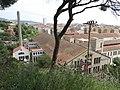 21 Fàbrica Llobet-Guri (Calella), des del Parc Dalmau.jpg