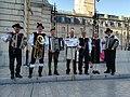 22 8 2018 Folklorna Skupina SAVA Kranj godci Dijan Francija Fetes de la vigne du 21 au 26 aout 2018 DIJON France.jpg