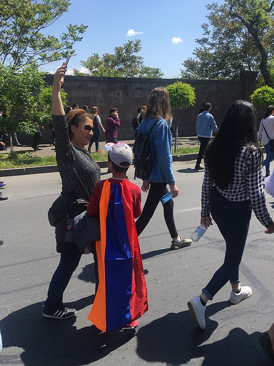 23.04.2018 Protest Demonstration, Yerevan 13.jpg