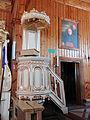 230313 Pulpit of Saint Sigismund church in Królewo - 01.jpg