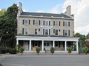 Lewiston (town), New York - Frontier House
