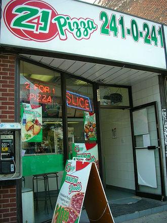 241 Pizza - A 241 Pizza restaurant in Toronto, Ontario