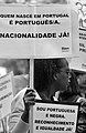 """25 Abril 2017 - """"I'm Portuguese and Black. Recognition and Equality NOW! (49605132076).jpg"""