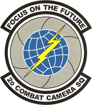 Air Force Public Affairs Agency - Image: 2d Combat Camera Squadron