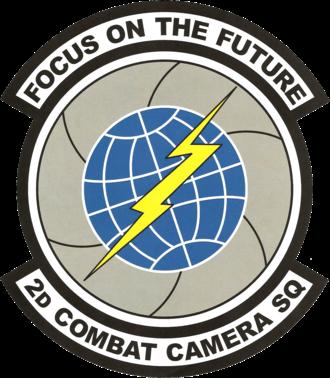 Air Force Public Affairs Agency - Image: 2d Combat Camera Squadron