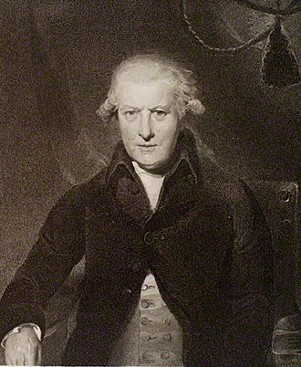 Viscount Barrington - William Barrington, 2nd Viscount Barrington.