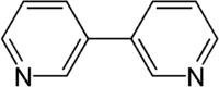 Strukturformel von 3,3′-Bipyridin