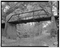 3-4 VIEW FROM E. - Sycamore Creek Bridge, Spanning Sycamore Creek at County Route 288, Hamilton, Hamilton County, TX HAER TX,97-HAMIL.V,2-2.tif