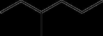 3-Methylhexane - Image: 3 methylhexane