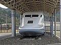 300X Shinkansen Test train , 新幹線 300X - panoramio.jpg
