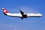 311bf - Swiss Airbus A340-313X, HB-JMA@ZRH,08.08.2004 - Flickr - Aero Icarus.jpg