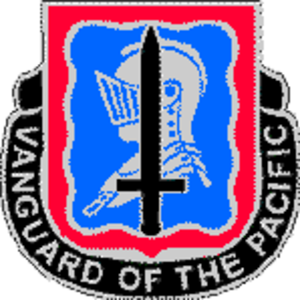 368th Military Intelligence Battalion (United States) - Image: 368th Military Intelligence Battalion DUI