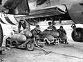 387th Bombardment Group - Loading bombs in B-26 Marauder on D-Day.jpg