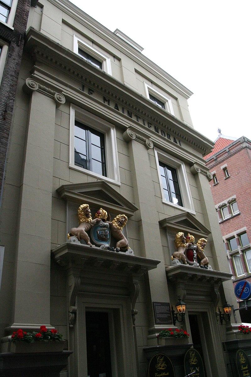 Leach amsterdam voyeur house welcome