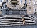 441 Rom,Piazza Santa Maria in Trastevere (3909845166).jpg