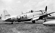 508th Fighter Squadron - Republic P-47D-30-RA Thunderbolt 44-32794