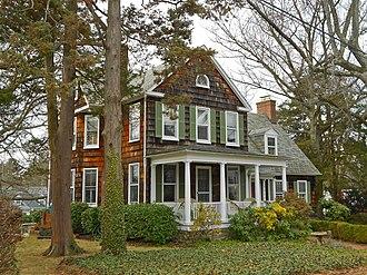 Bellona–Gittings Historic District - Image: 6200 Mossway Baltimore MD